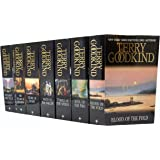 Terry Goodkind 8 Books Collection Set Gollancz S.F The Sword of Truth Series (Blood Of The Fold, Temple Of The Winds, Soul Of The Fire, Stone Of Tears, The Pillars of Creation, Debt of Bones, Wizard's First Rule, Faith Of The Fallen) (Blood Of The Fold, Temple Of The Winds, Soul Of The Fire, Stone Of Tears, The Pillars of Creation, Debt of Bones, Wizard's First Rule, Faith Of The Fallen)
