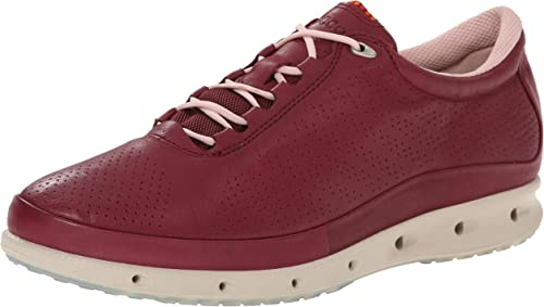 ecco red shoes
