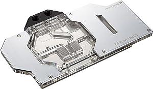 Phanteks PH-GB1080TiMS_CR01 GPU Full Water Block MSI Gaming RGB Lighting Chrome Cooling