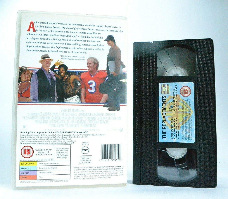 Replacements [Reino Unido] [VHS]: Amazon.es