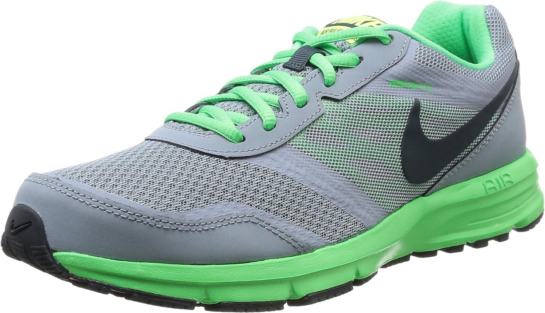 Nike Air Relentless 4, Zapatillas de Running para Hombre, Gris ...