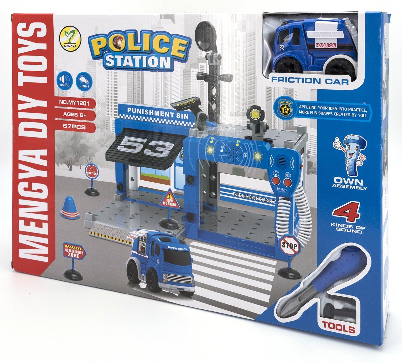 Toys Outlet - Police Station 5406367603. Playset Estación de Policía.: Amazon.es: Juguetes y juegos