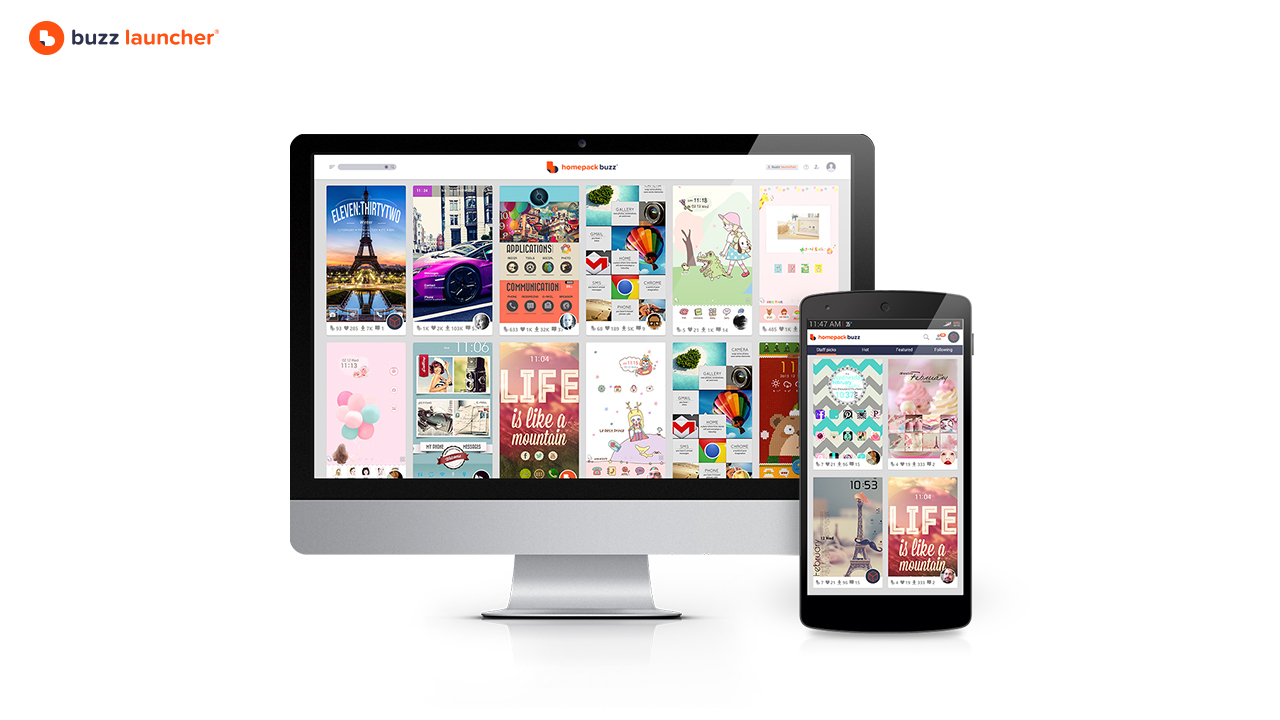 Buzz Launcher: Amazon es: Appstore para Android