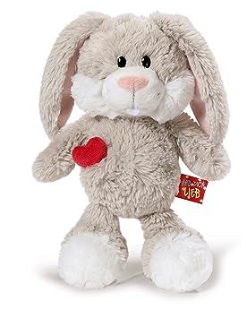 NICI 40163.0 – Love de conejo con corazón hab Dich lieb Peluche (35 ...