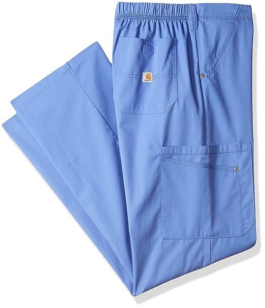 a8a3d32589 Carhartt Mens Rockwall Men's Cargo Scrub Pant Tall Medical Scrubs Pants:  Amazon.ca: Clothing & Accessories