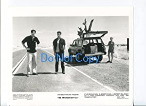 Kyle MacLachlan Elisabeth Shue Dermot Mulroney The Trigger Effect Movie Photo - Movie Photos