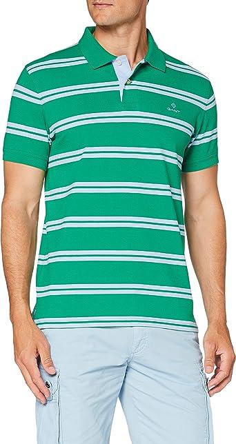 GANT Camisa de Polo para Hombre: Amazon.es: Ropa y accesorios