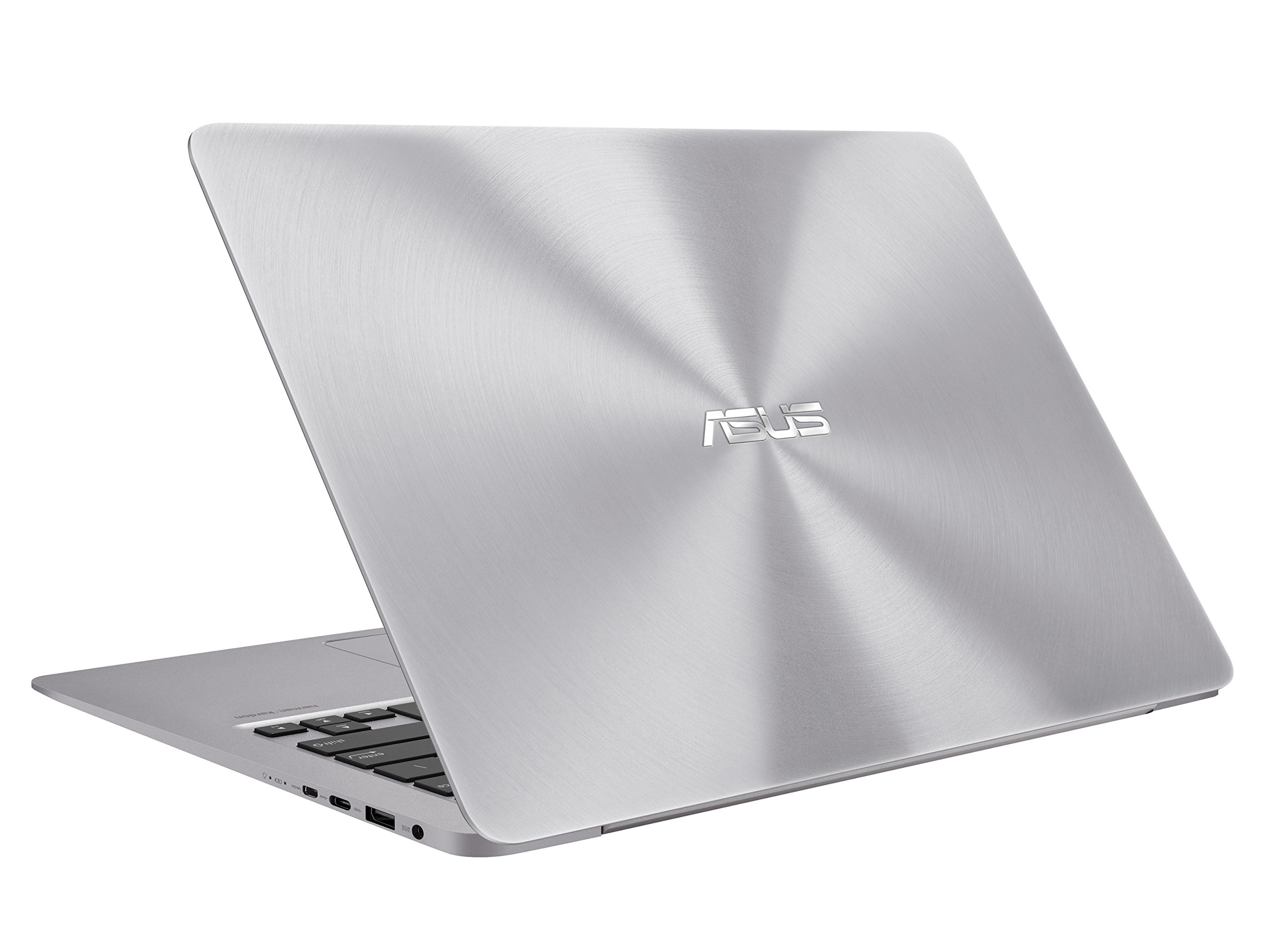 ASUS ZenBook UX330UA-AH54 13.3-inch LCD Ultra-Slim Laptop (Core i5 Processor, 8GB DDR3, 256GB SSD, Windows 10) w/ Harman Kardon Audio, Backlit keyboard, Fingerprint Reader by Asus (Image #2)