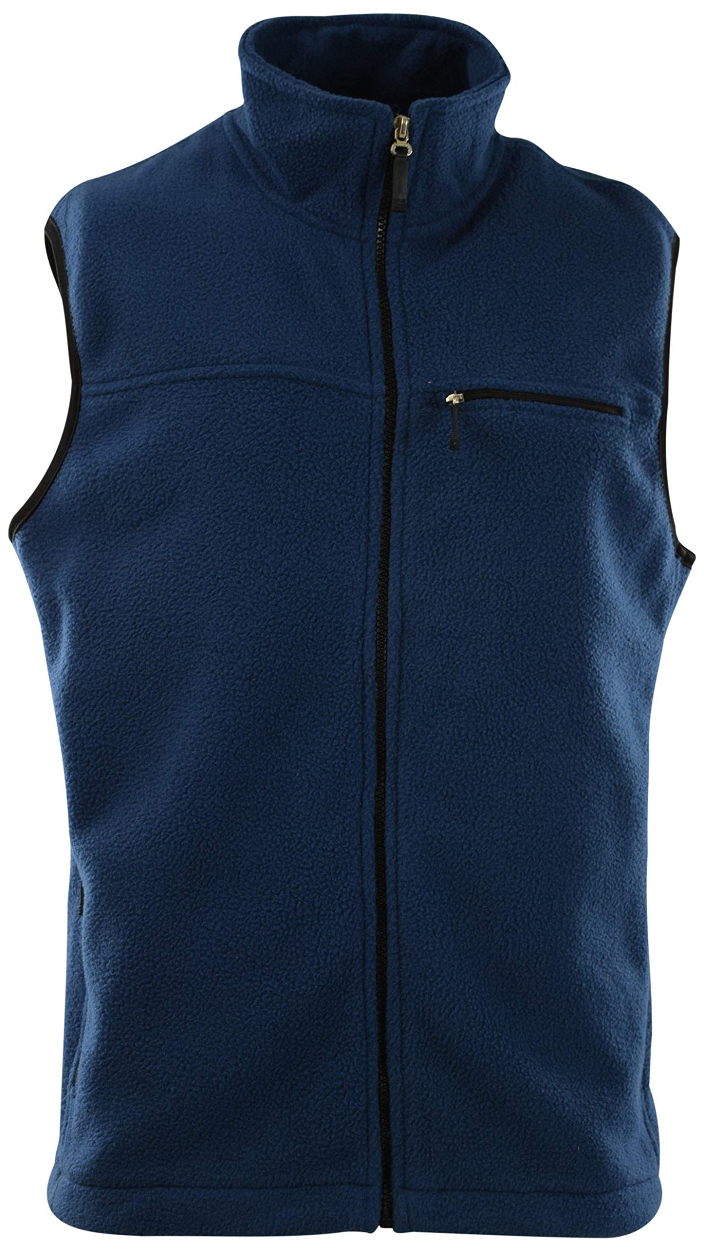 Men's Soft and Durable Sweater Vest Body Warmer (Many Colors and Styles to Choose from) (XX-Large, and-Blue) by ChoiceApparel