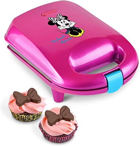 Amazon.com: Disney DMG-7, minimolde para magdalenas de ...