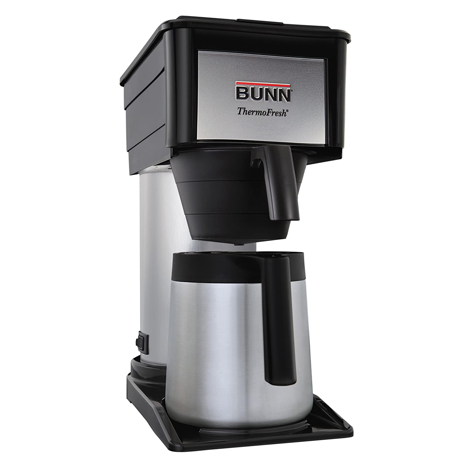 Bunn Coffee Maker 10 Cup Instructions : Bunn Coffee Pots: Makes a Perfect Cup of Coffee Quickly
