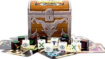Dungeon Roll Dice Game: Amazon.es: Juguetes y juegos