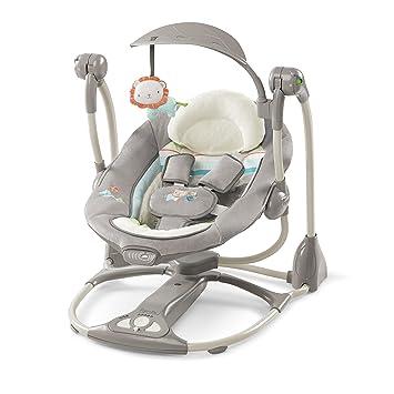 ingenuity convertme swing 2 seat candler amazon co uk baby