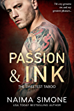 Passion and Ink (Sweetest Taboo Book 2)