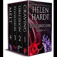 The Steel Brothers Saga (Books 1-4) (English Edition)