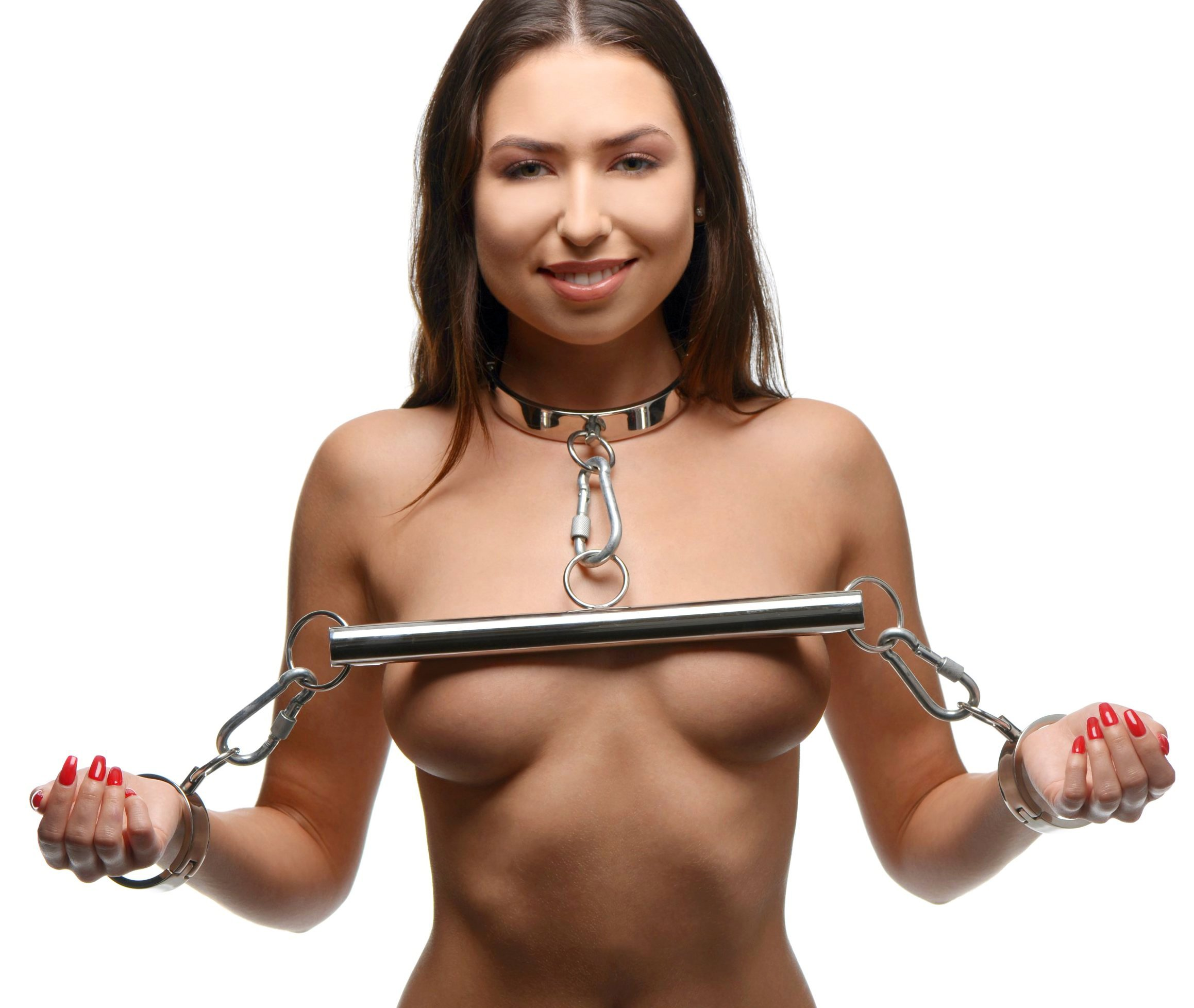 Master Series Stainless Steel Yoke With Collar and Cuffs by Master Series