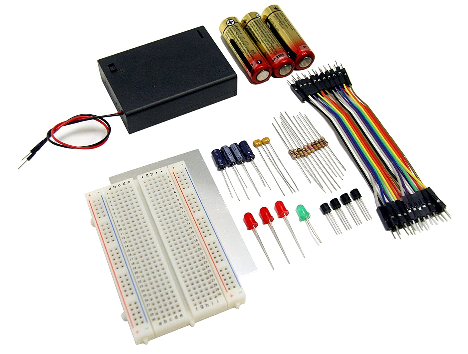 Junior Genius Kit 1 Blinky Lights Industrial Simple 10 Led Chaser Circuit Diagram Electronic Circuits Pinterest Scientific