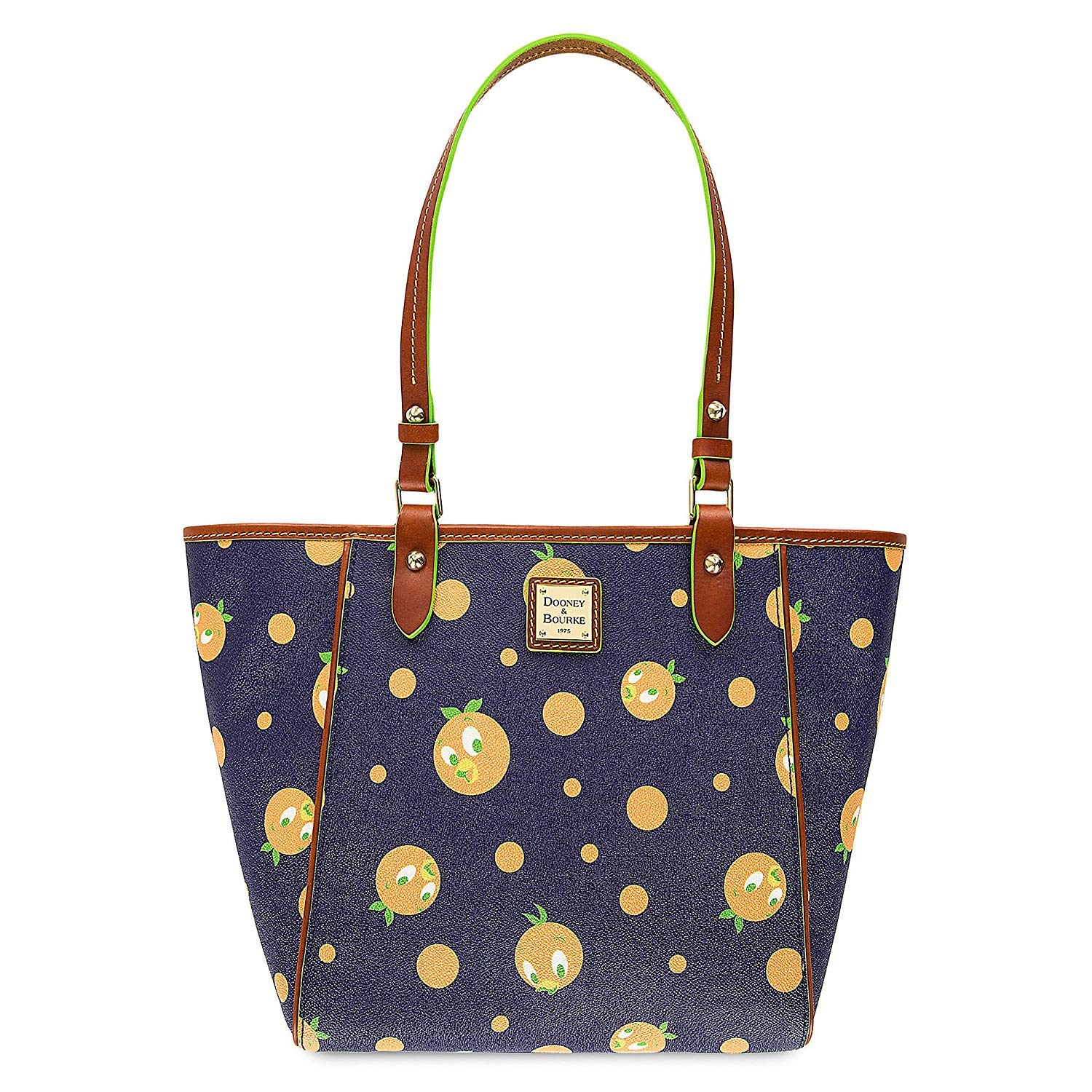 Amazon.com: Disney Orange Bird Janie Tote Purse by Dooney & Bourke: Shoes