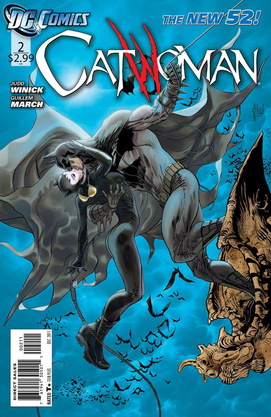 Catwoman Vol 4 #2 PDF