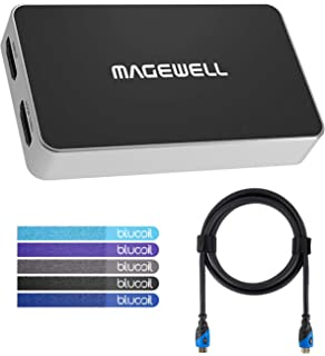 Magewell USB Capture HDMI Plus Video-Capture Dongle - Windows, Linux, Mac,