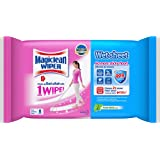 Magiclean Wiper Wet Sheet, 8ct