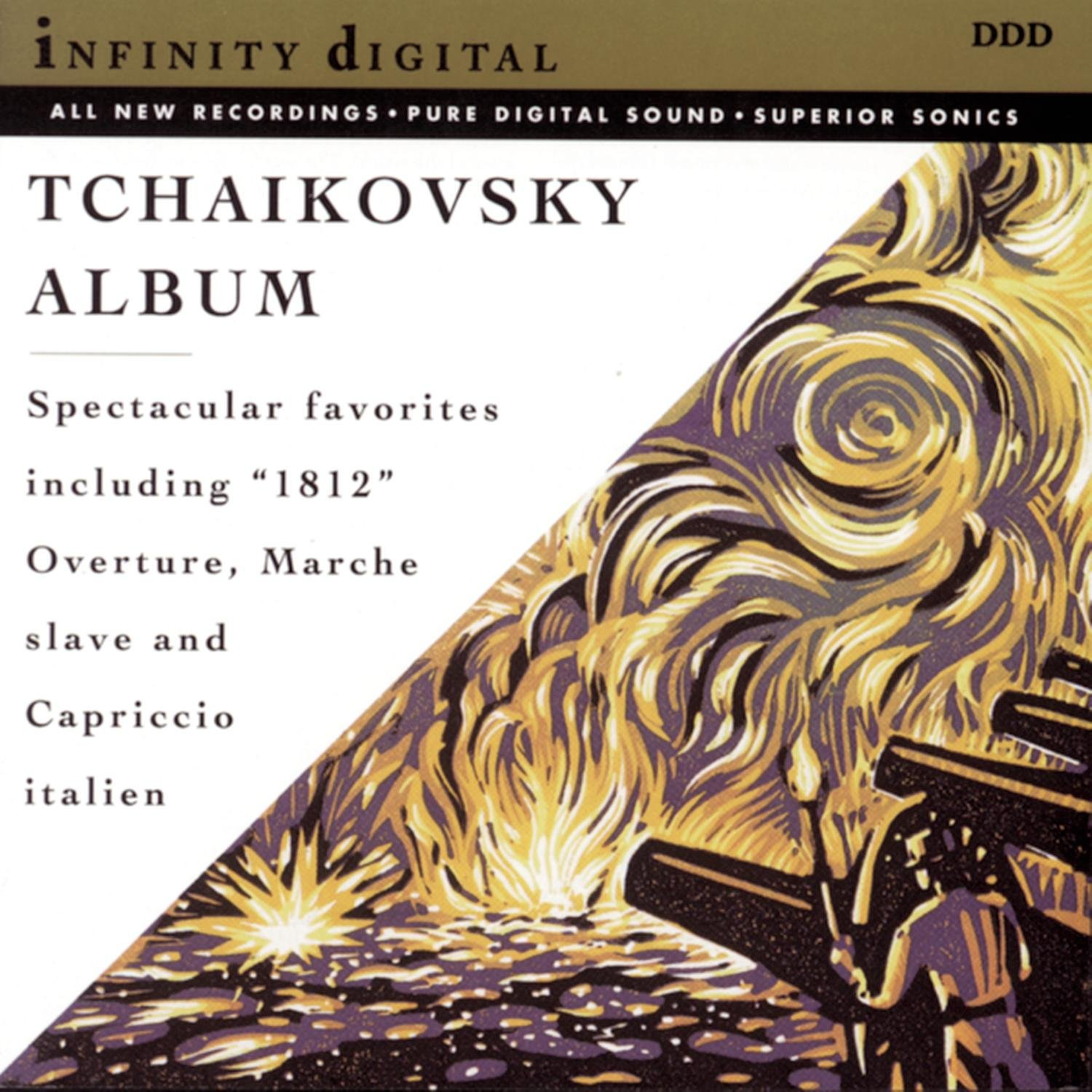 The Tchaikovsky Album