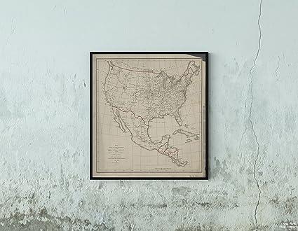 Amazon.com: 1890 Map of Washington, D.C. Map Showing The ...