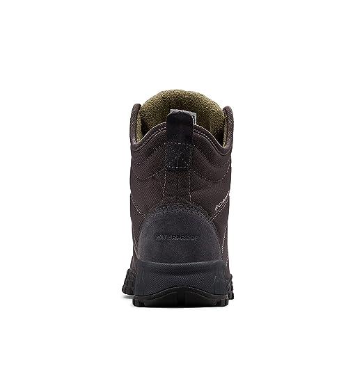 cb2189f4df Columbia Herren Fairbanks Omni-Heat Kurzschaft Schlupfstiefel, Black/Rusty:  Amazon.de: Schuhe & Handtaschen