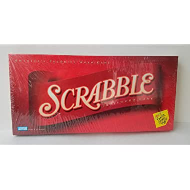 Scrabble Crossword Game: America's Favorite Word Game (2001 Edition)