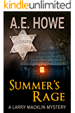 Summer's Rage (Larry Macklin Mysteries Book 14)