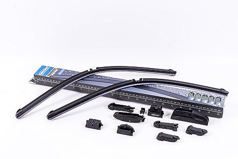 Seitronic® Juego de limpiaparabrisas para edificios avant 9. 01-10,03 Audi