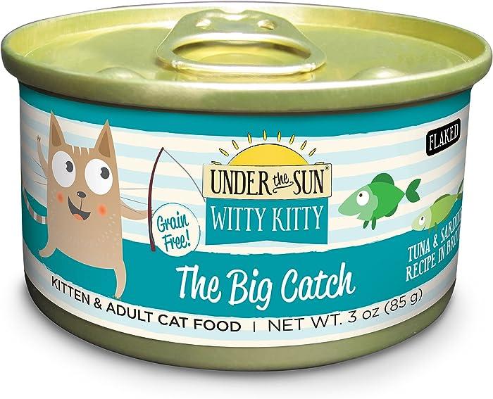 Top 10 Under The Sun Cat Food