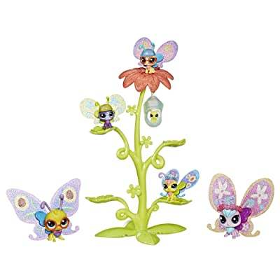 Littlest Pet Shop Fancy Flutters: Toys & Games