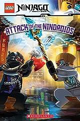 Attack of the Nindroids (LEGO Ninjago: Reader) (LEGO Ninjago Reader Book 8) Kindle Edition