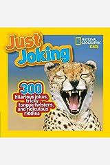Just Joking Paperback