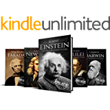 Biographies of Scientists: Albert Einstein, Isaac Newton, Galileo Galilei, Charles Darwin, Michael Faraday (English Edition)