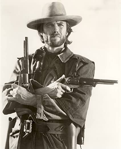 amazon com clint eastwood photo cowboy western hollywood movie star