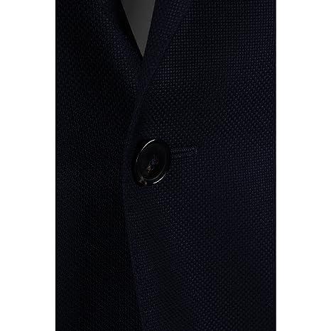 Pal Zileri - Chaqueta - para Hombre Azul Azul 50 Regular: Amazon.es: Ropa y accesorios