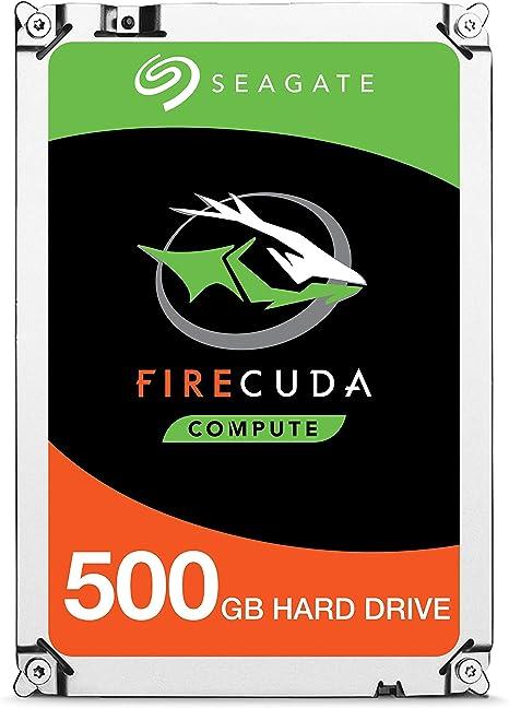 Seagate FireCuda, 500 GB, Unidad híbrida de estado sólido, SSHD de ...