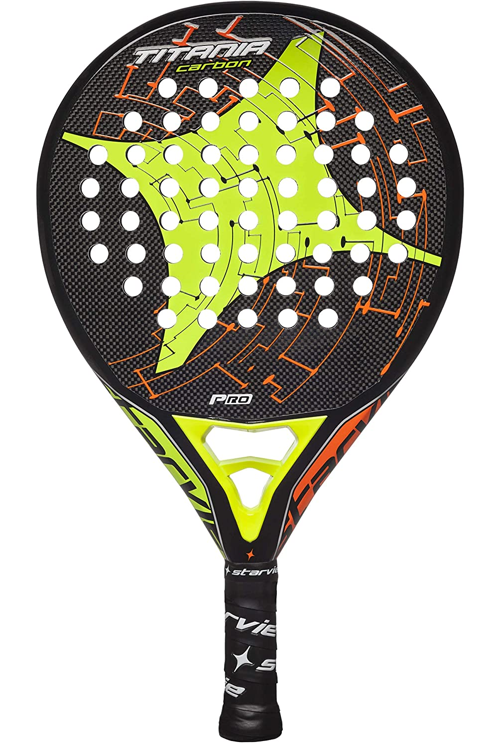 Amazon.com : Starvie Titania PRO 2019 - (Padel - Pop Tennis ...