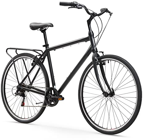 explore your range menu0027s 7speed hybrid commuter bicycle 20inch frame