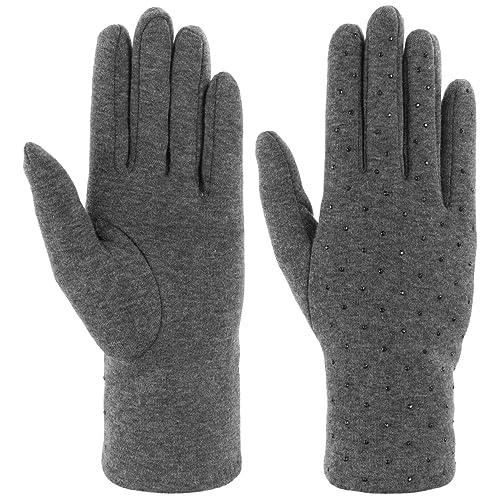 Guantes de Mujer Estrás by Lipodo guantes con dedosguantes guantes con dedos