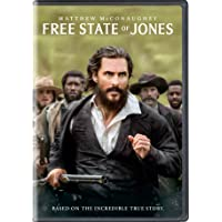 Deals on Free State of Jones DVD
