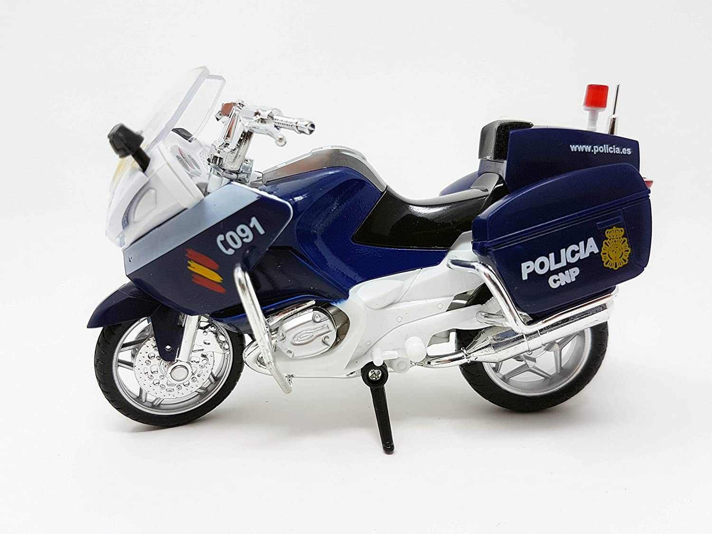 GT-3987 MOTORBIKE SPANISH POLICIA NACIONAL PLAYJOCS