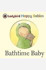 Ladybird Happy Babies Bathtime Baby Hardcover