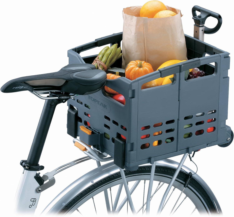 TrolleyTote Folding MTX Rear Basket