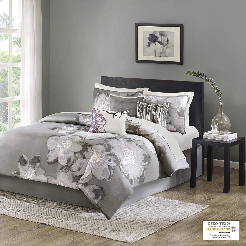 Amazon.com: Madison Park Cozy Comforter Nature Scenery Design All