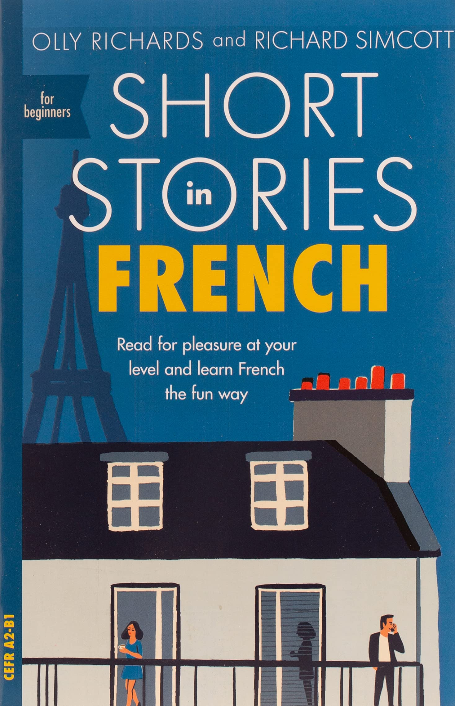 Amazon.com Short Stories in French for Beginners Teach Yourself ...