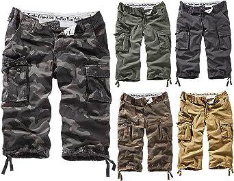 TALLA 6XL. Surplus - Pantalón corto 3/4 Trooper Legend