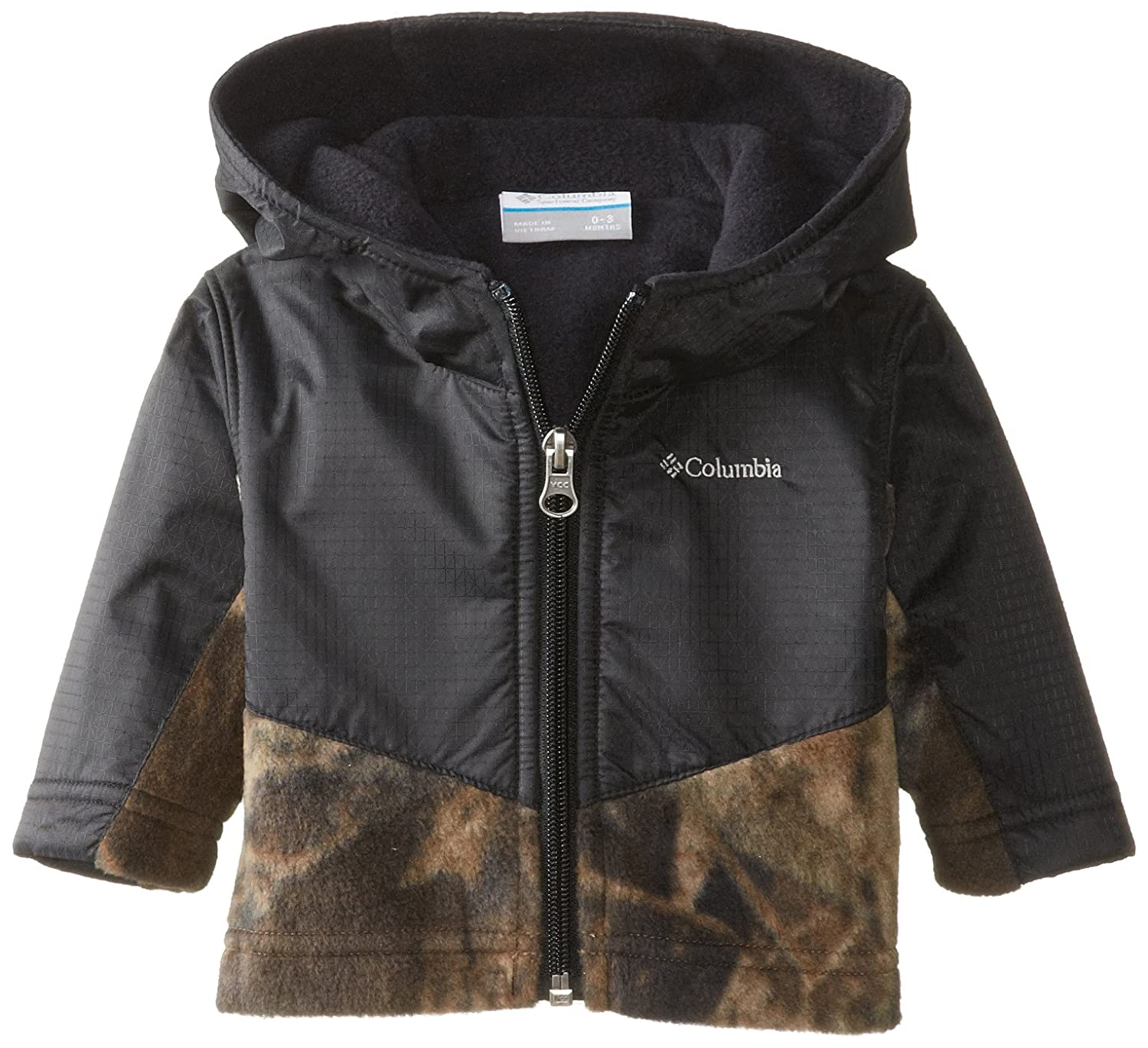 Columbia Baby-Boys Infant Steens MT Overlay Hoodie